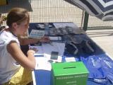 La participació dels santcugatencs ha estat més important pel que fa a la compra d'objectes de la campanya que no a l'hora de fer piscines