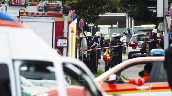 Una santcugatenca resident a Munic relata la situació després del tiroteig
