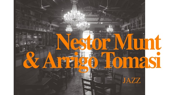 Concert-vermut a El Siglo: Néstor Munt & Arrigo Tomasi