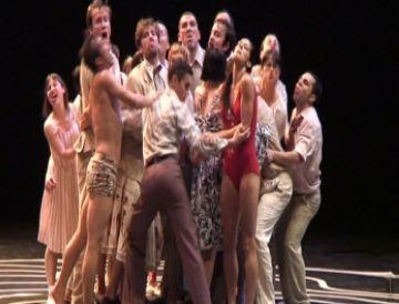 Cesc Gelabert mostra la sardana del futur al Teatre-Auditori