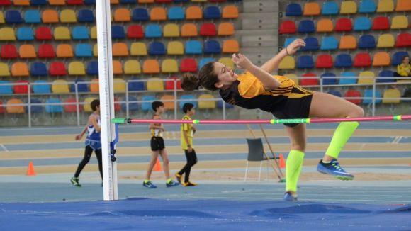 El Club Muntanyenc frega el podi al Campionat de Catalunya infantil d'atletisme