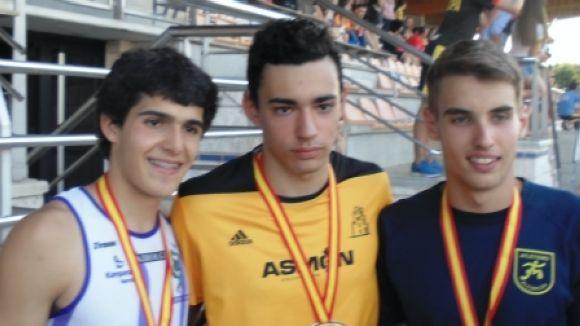 El Muntanyenc suma dos campionats estatals juvenil a Ciudad Real