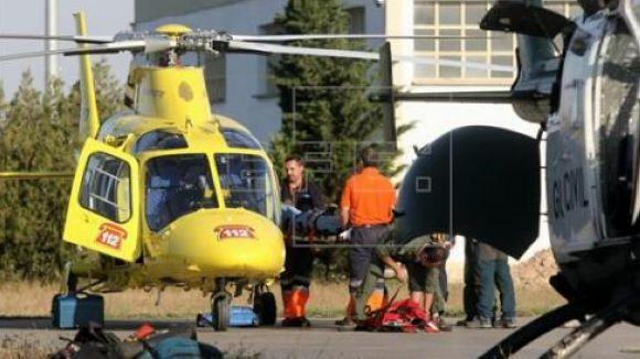Mor una veïna de Sant Cugat a Osca a causa d'una allau