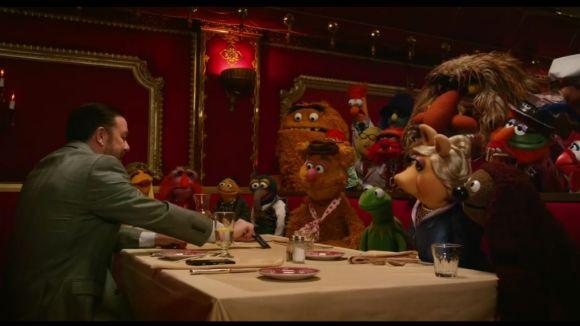 'El tour de los Muppets', l'estrena d'aquest dimecres a Sant Cugat