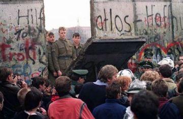 Sant Cugat se suma a la commemoració dels 20 anys de la caiguda del mur de Berlín
