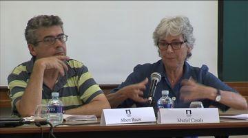 Muriel Casals (Unipau): 'El poder polític ha de controlar els mercats per evitar les desigualtats econòmiques'