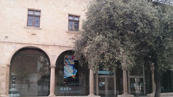 Les sales d'exposició permanent del Museu del Monestir tanquen per feines de manteniment