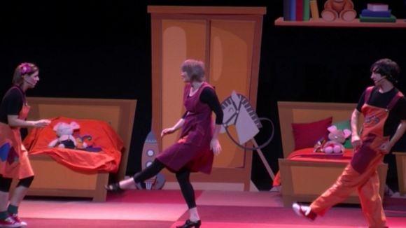 Els més petits aprenen anglès a ritme del musical 'Jan i Júlia: benvinguda nanny!'