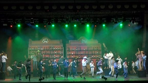 La Farga viatja a l'oest americà amb el musical 'Let's Go West'