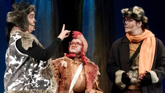 Teatre: 'Els Músics de Bremen in Concert'
