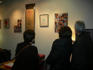 L'ONG Muskana inaugura una exposició sobre el seu viatge a l'Índia