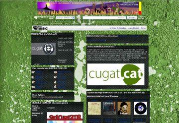 Èxit dels MySpace creats per Cugat.cat