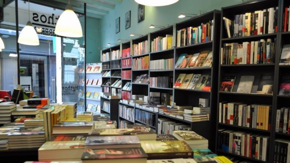 Tanca la llibreria Mythos