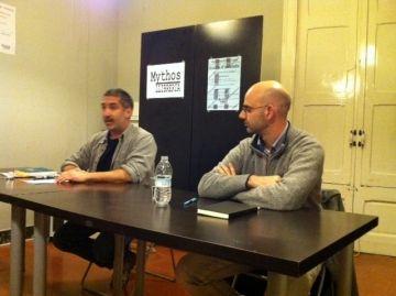 La realitat 'fosca' de l'escriptor David Parra, reflectida a 'Escala d'incendis'