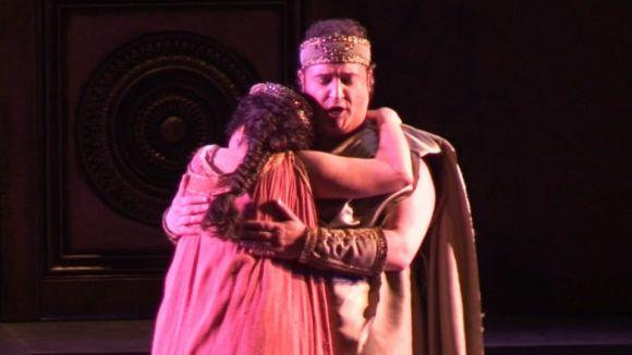'Nabucco' torna nou anys després al Teatre-Auditori