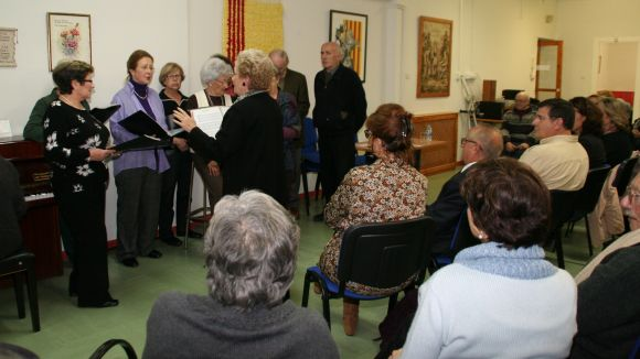 El Casal d'Avis de Valldoreix celebra el Nadal