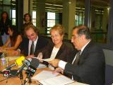 Joaquim Nadal diu que el govern català vol continuar transferint els arxius dels departaments a l'ANC