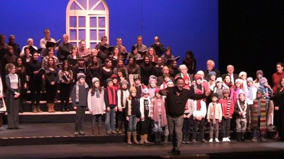 'Poema de Nadal' porta els versos de Sagarra al Teatre-Auditori