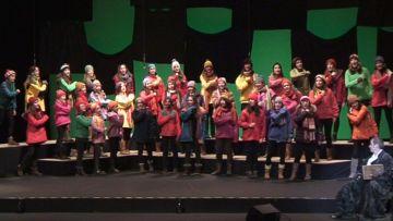 El Nadal arriba al Teatre-Auditori de la mà del Cor Infantil Sant Cugat