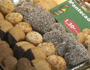Es mantenen el preu i les vendes d'aliments típics nadalencs, segons comerciants i compradors