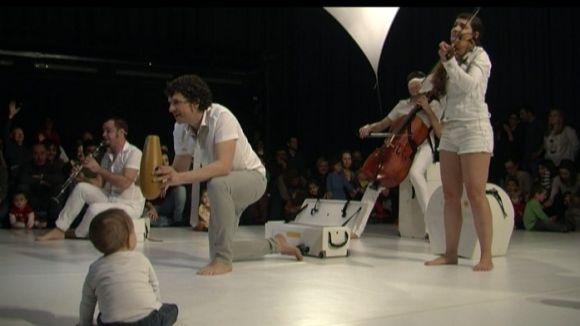 L'atmosfera Beatle de La petita malumaluga encisa els més petits
