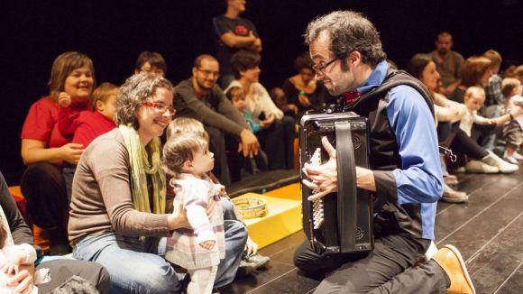 El concert per a nadons de diumenge al Teatre-Auditori exhaureix les entrades