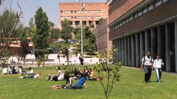 La UAB, entre les 400 millors universitats d'un rànquing mundial excel·lència