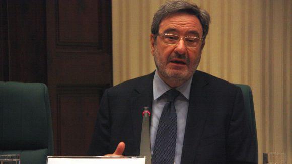 Imputen Narcís Serra i la resta de l'excúpula de Caixa Catalunya per un forat de 720 milions d'euros