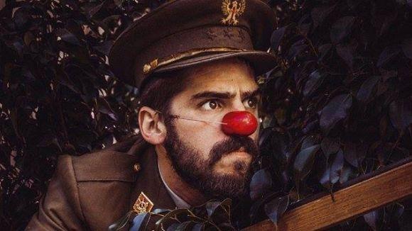 'Nas de Trinxera' porta el clown al Mut del Casal de TorreBlanca