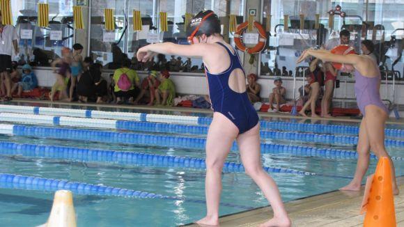 Més de 200 nedadors disputaran el Campionat Local diumenge de la setmana vinent a l'Eurofitness