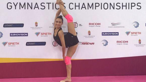 Natàlia Garcia aconsegueix el bitllet per a l'Europeu de 2018 tot i quedar-se fora de la final a Budapest