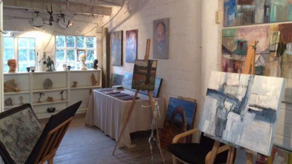 Les Naus de l'Art acosten les seves obres amb una jornada de portes obertes