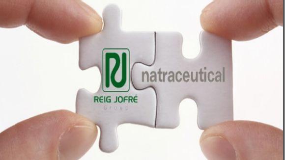 Les farmacèutiques Natraceutical i Reig Jofré es fusionen