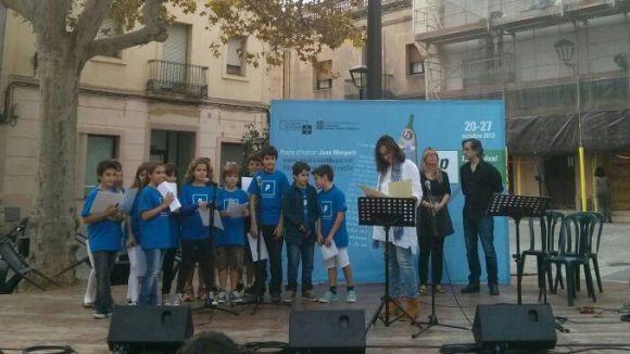 El Festival de Poesia uneix per primera vegada alumnes i joves poetes