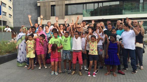 SCAPS reivindica el caràcter polític i social del projecte 'Vacances en pau'