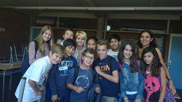 L'ONG Petits Músics del Món engega nous tallers a vuit escoles de la ciutat