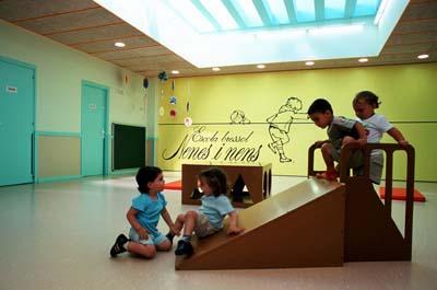 Sant Cugat ofereix places d'escola bressol per al 49% dels nens de 0 i 3 anys