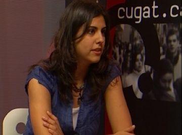 Nerea Sánchez: 'Jugar amb la selecció a Sant Cugat és un somni'