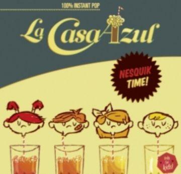 La Casa Azul publica un nou single amb cançons dels anuncis de Nesquik