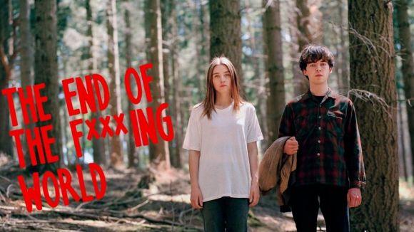 'The End of The Fucking World' és una de les sèries protagonistes