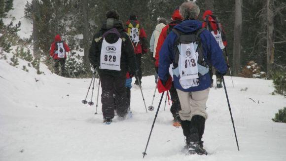 La sòcia del Centre Excursionista Independent Gemma Mollà en estat greu