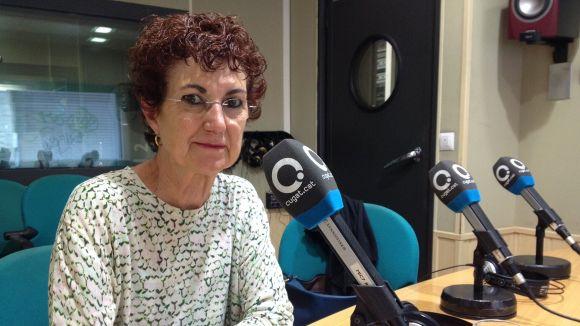 Neus Sotomayor repassa les novetats del 31è curs d'estiu de la Unipau