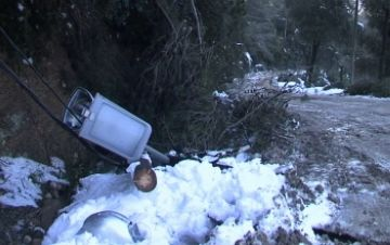 Sant Cugat espera que les ajudes per fer front a la nevada siguin suficients