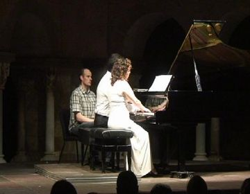 Nexus Piano Duo interpreta clàssics i contemporanis a quatre mans