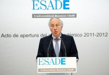 Nin (La Caixa): 'Sortir de la crisi requerirà renunciar a drets socials'