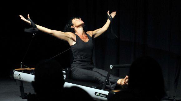Sant Cugat celebra avui la 1a edició del Dia Mundial del Pilates