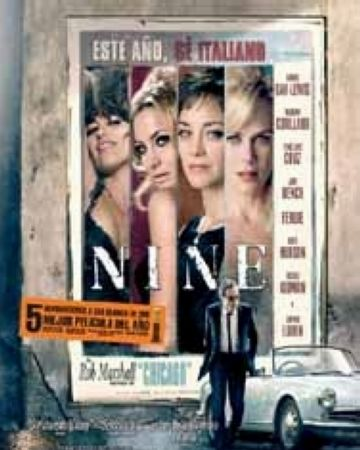 'Nine' i 'Up in the air' protagonitzen la cartellera local