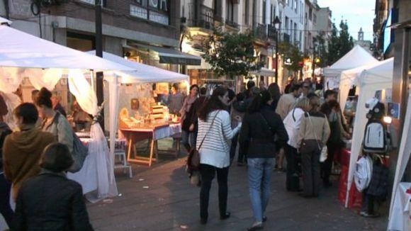 'La Nit en Blanc' impulsa el comerç local amb el repte de seguir creixent