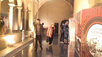 La Nit dels Museus il·lumina les exposicions locals per acostar-les als santcugatencs