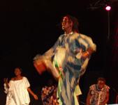 Actuació del Ballet del Senegal